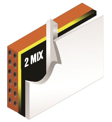 2Mix Insulation Layer