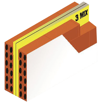 3Mix Insulation Layer