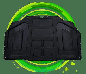 Car Hood Insulation